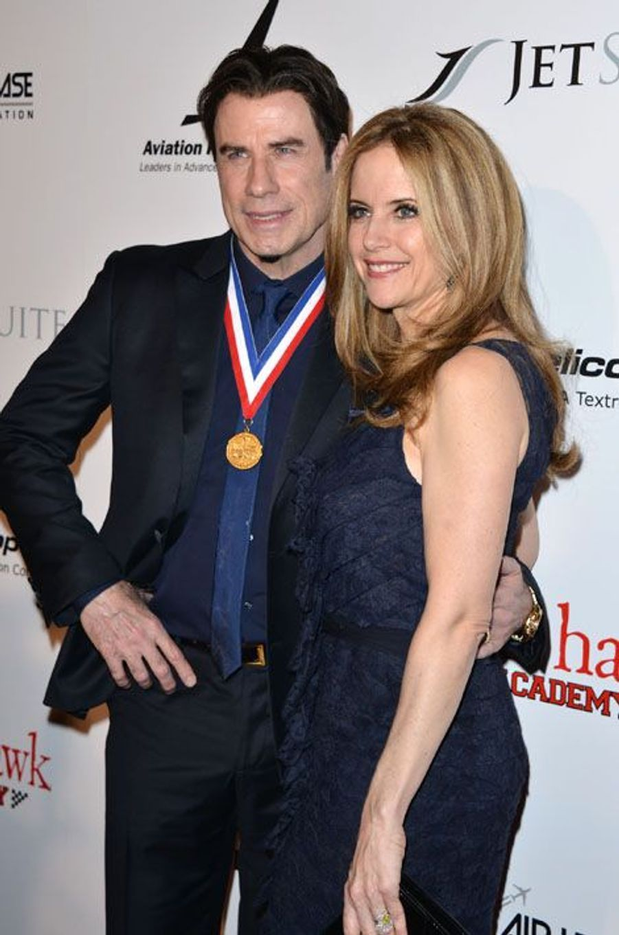L'acteur américain est le troisième co-président de la soirée.
