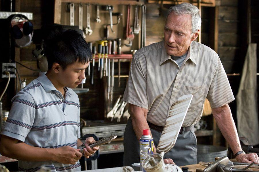 """2 - """"Gran Torino"""", avec Bee Vang. Sorti en 2008, le film a récolté 269 millions de dollars au box-office mondial"""