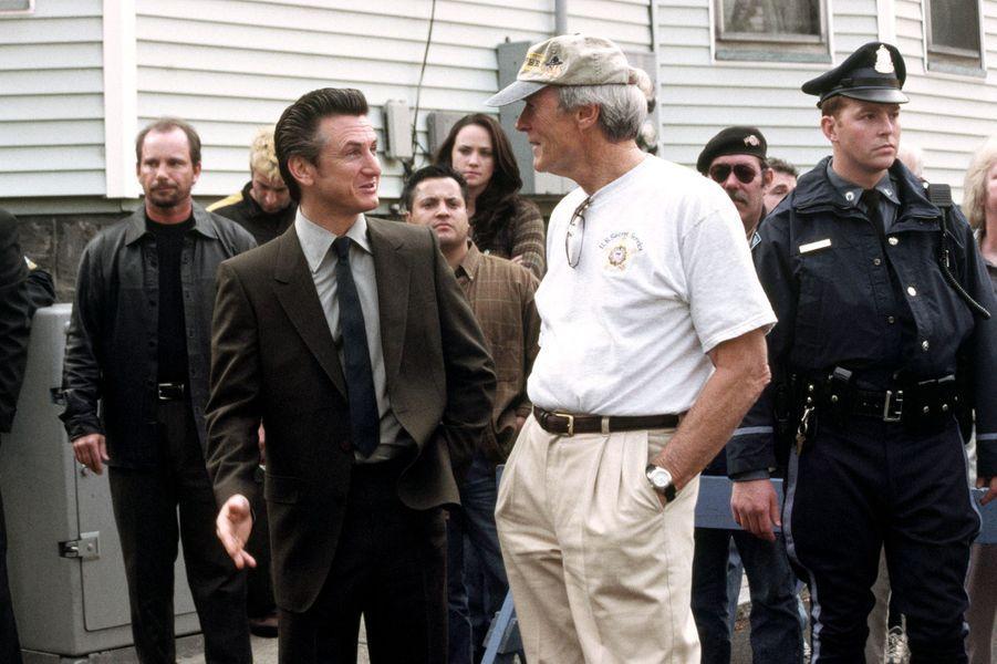 """6 - """"Mystic River"""", avec Sean Penn. Sorti en 2003, le film a récolté 156 millions de dollars au box-office mondial"""