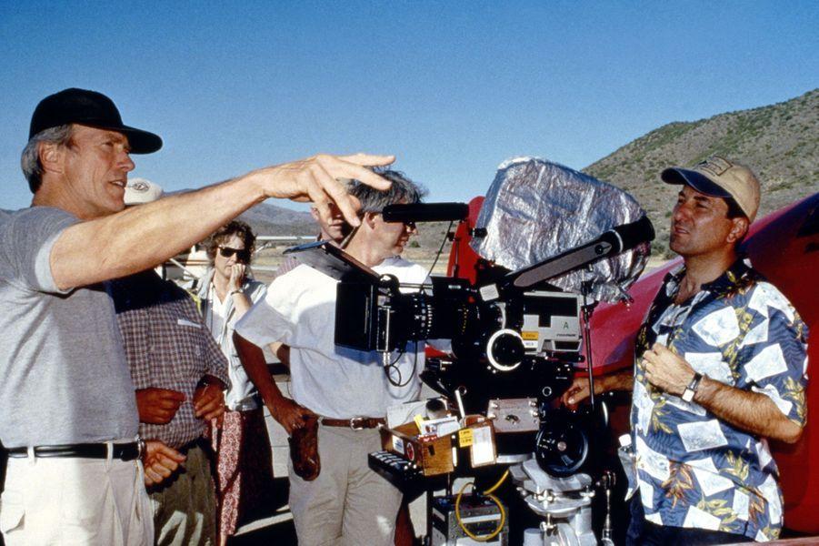 """8 - """"Space Cowboys"""", avec Tommy Lee Jones. Sorti en 2000, le film a récolté 128 millions de dollars au box-office mondial"""