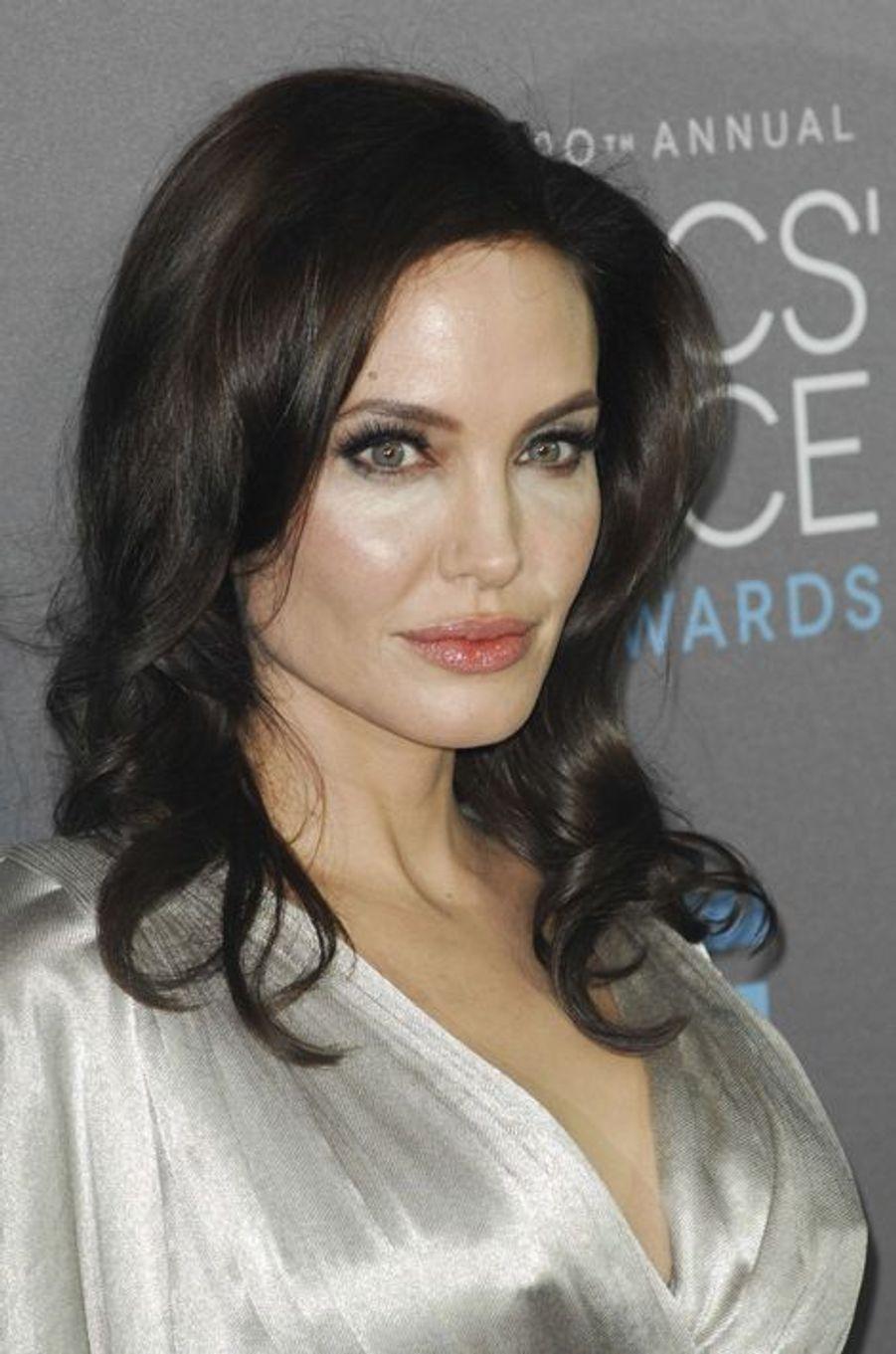 Angelina Jolie à Los Angeles le 15 janvier 2014