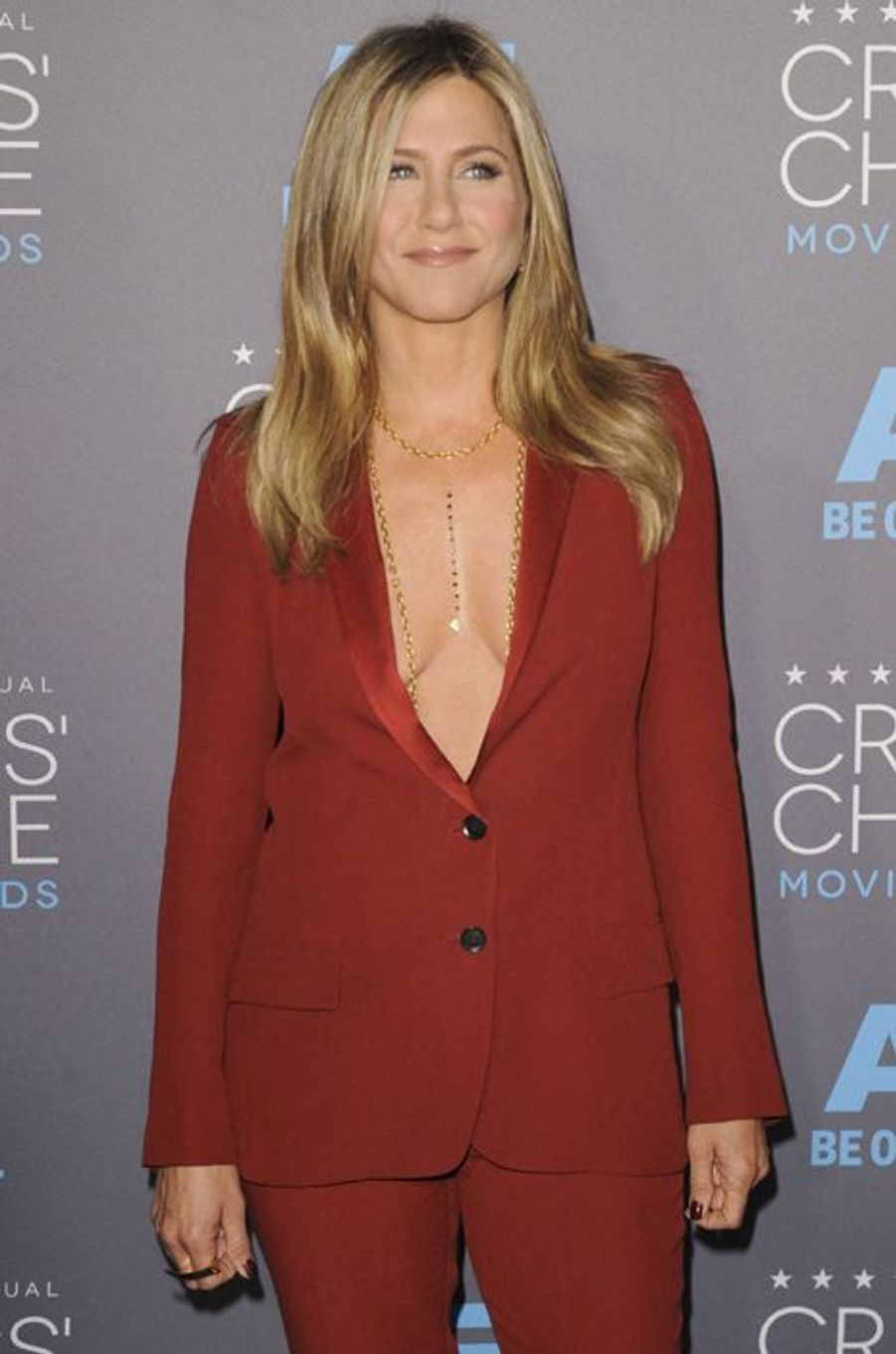 Jennifer Aniston à Los Angeles le 15 janvier 2014