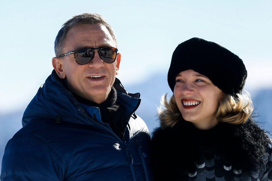 Dans les coulisses du prochain James Bond en Autriche