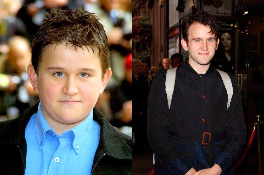 C'est à 11 ans qu'Harry Melling débute dans la saga en interprétant le cousin moldu et capricieux d'Harry Potter. Depuis sa dernière apparition dans «Harry Potter et les Reliques de la Mort» en 2011, l'acteur qui a aujourd'hui 26 ans, ne s'est pas fait remarqué dans de nouveaux projets sur grand écran.