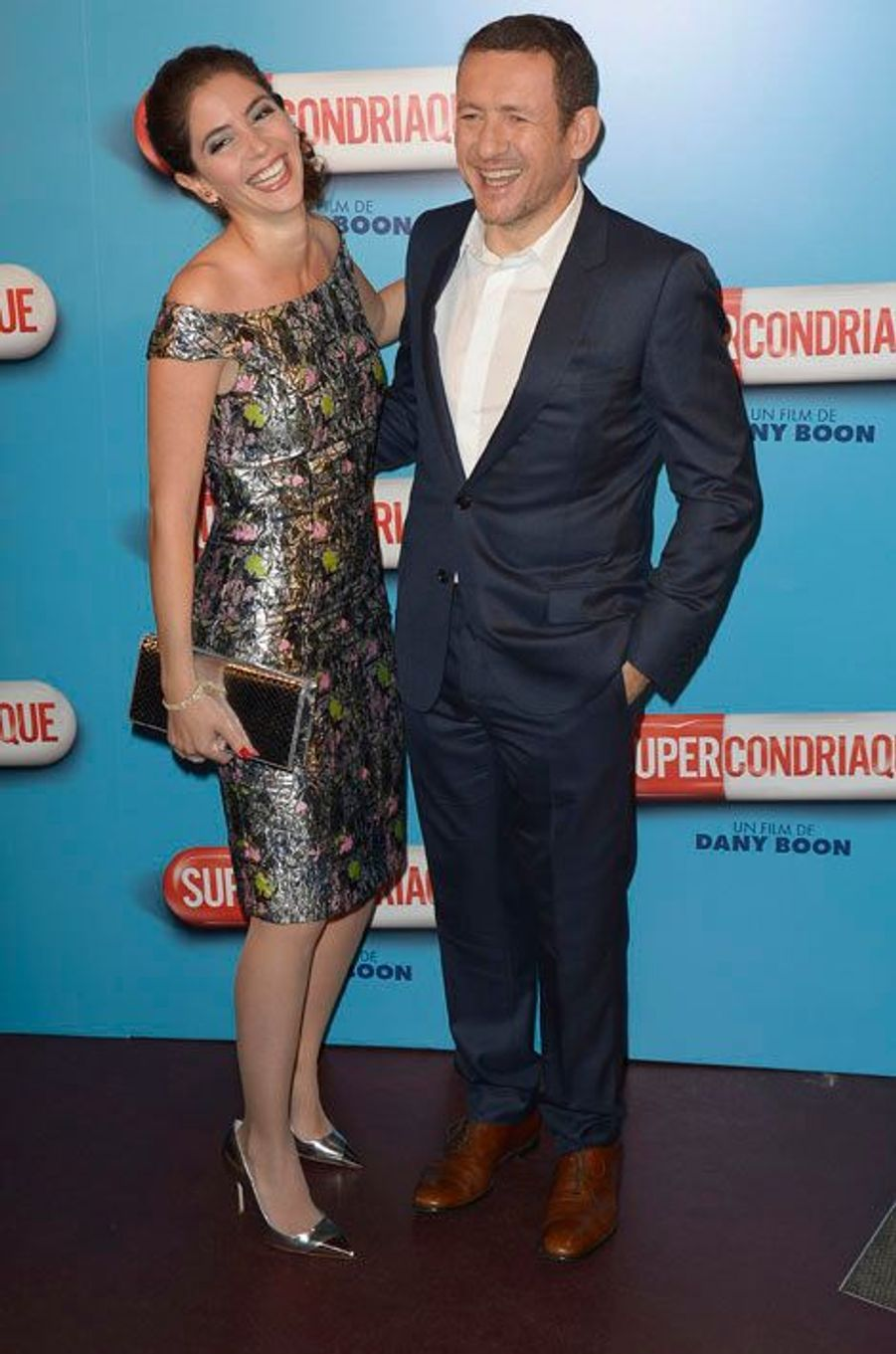 Danny Boon et sa femme Yael