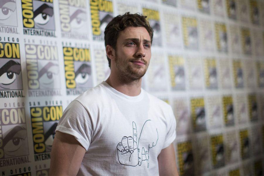 """Aaron Taylor Johnson est aussi dans """"Avengers"""""""