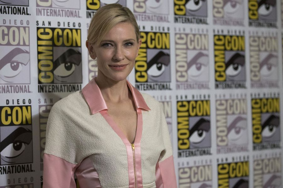 "Cate Blanchett est aussi dans ""The Hobbit"""