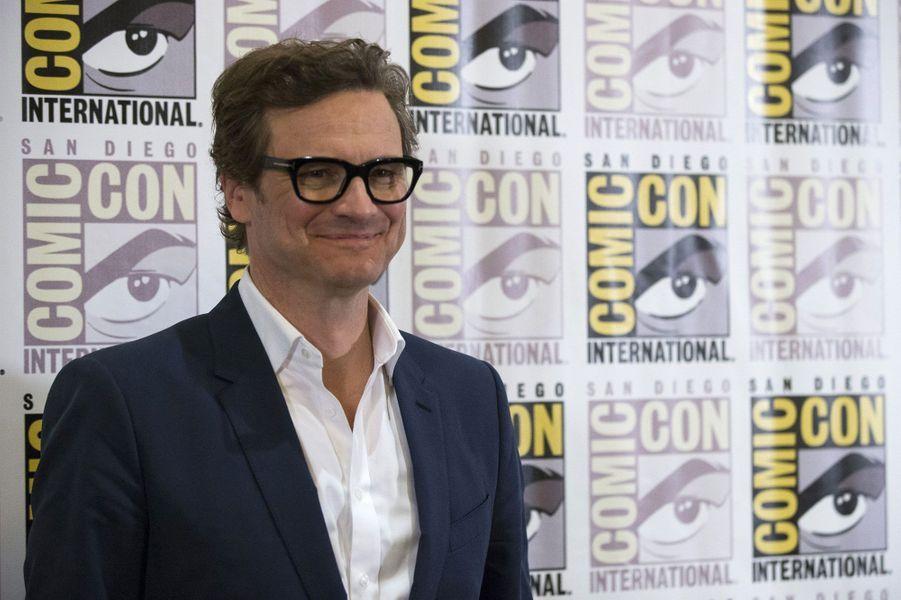 """Colin Firth présentait """"Kingsman: The Secret Service"""""""