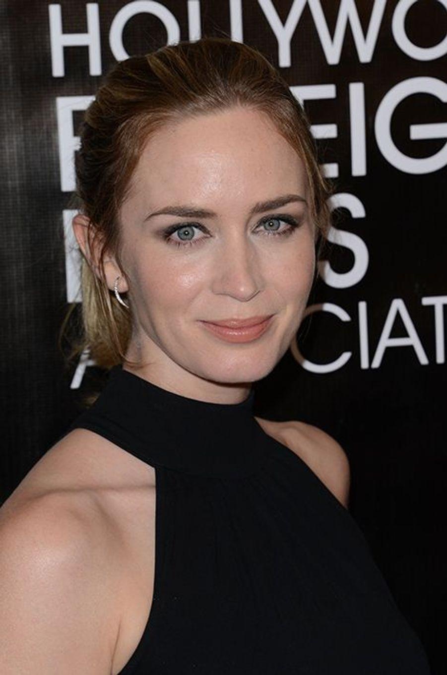 Emily Blunt à Los Angeles le 13 août 2015