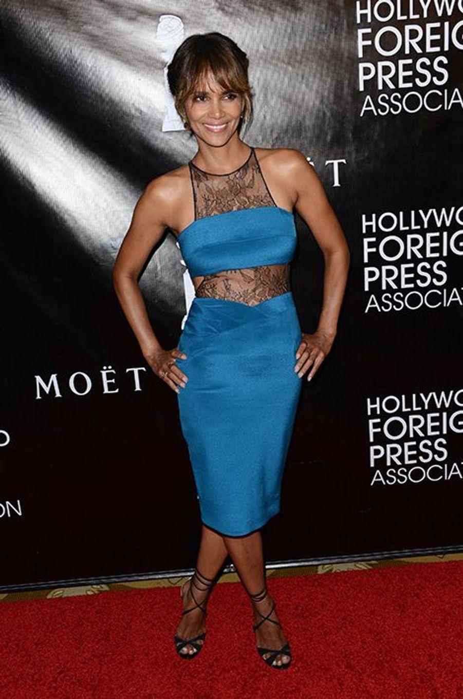Halle Berry à Los Angeles le 13 août 2015