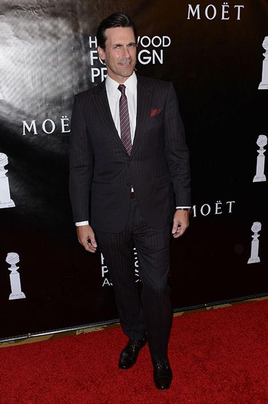 Jon Hamm à Los Angeles le 13 août 2015
