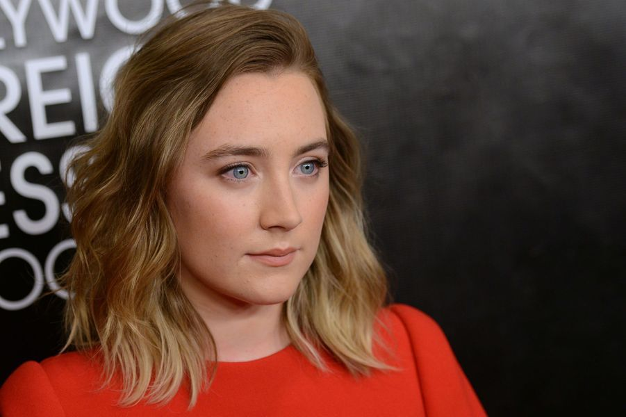 Saoirse Ronan à Los Angeles le 13 août 2015