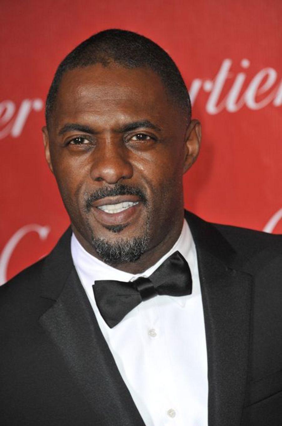 """Après la série """"The Wire"""", c'est au cinéma qu'Idris Elba s'est imposé dans """"Mandela : un long chemin vers la liberté"""""""