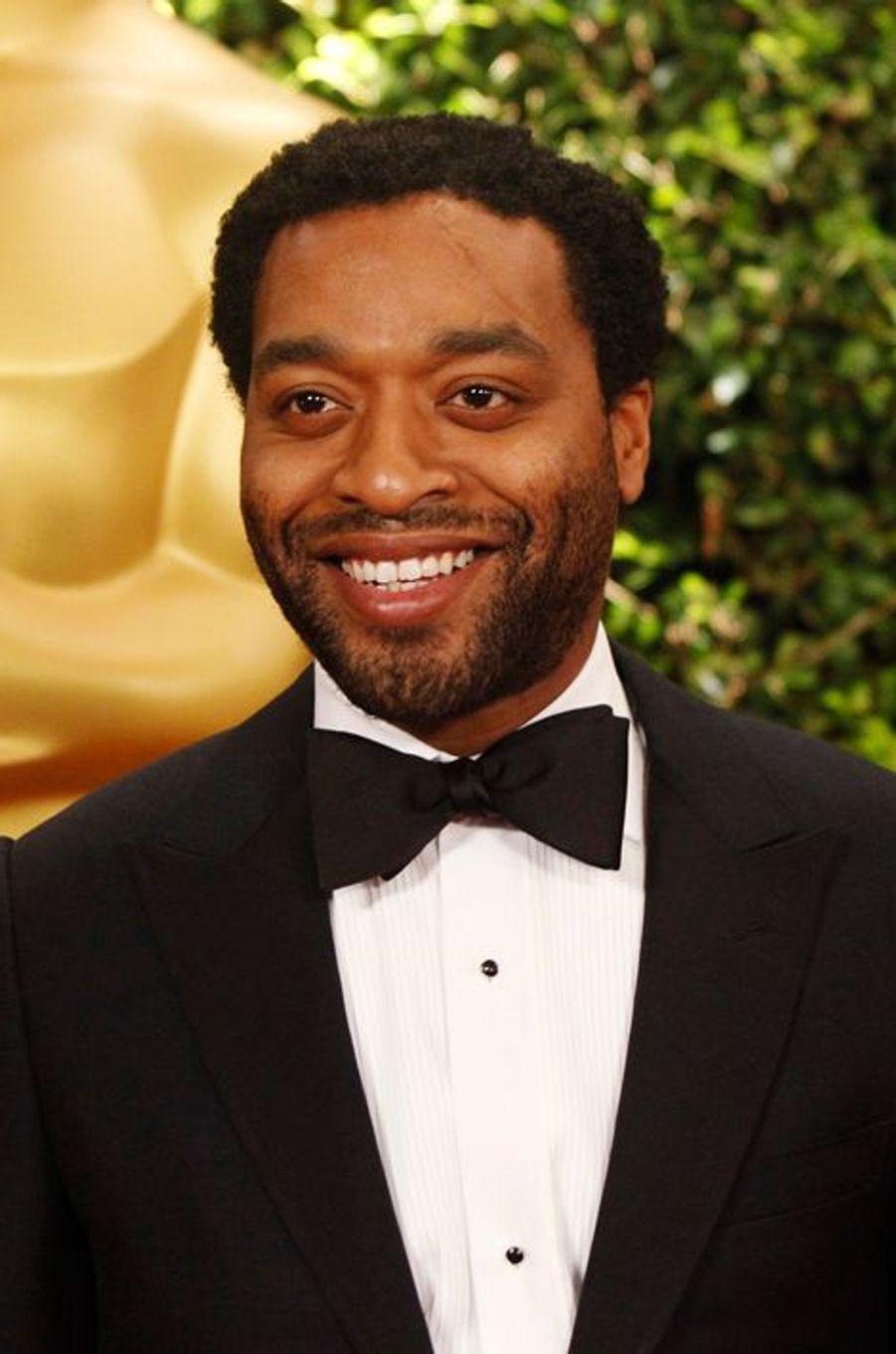 """C'est pour son rôle dans """"Twelve Years a Slave"""" que Chiwetel Ejiofor a été nommé meilleur acteur aux Oscars 2014"""