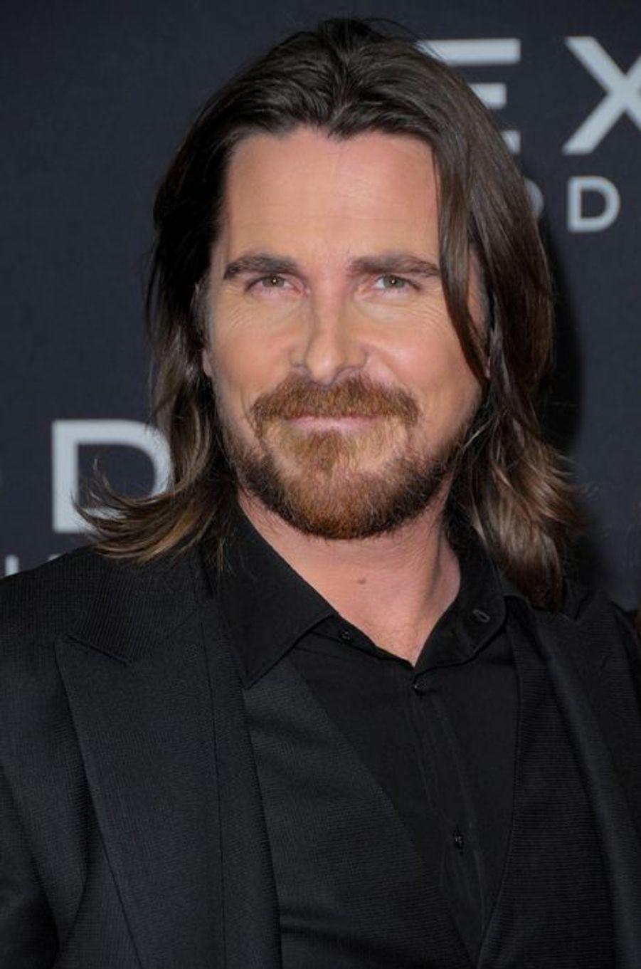 """Christian Bale, après Batman, l'acteur anglais retrouve Terrence Malick pour """"Knight of Cups"""""""