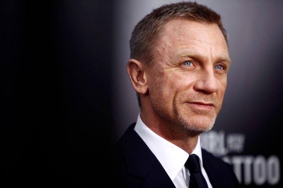 """Daniel Craig dans la peau de James Bond pour le prochain """"Spectre"""""""