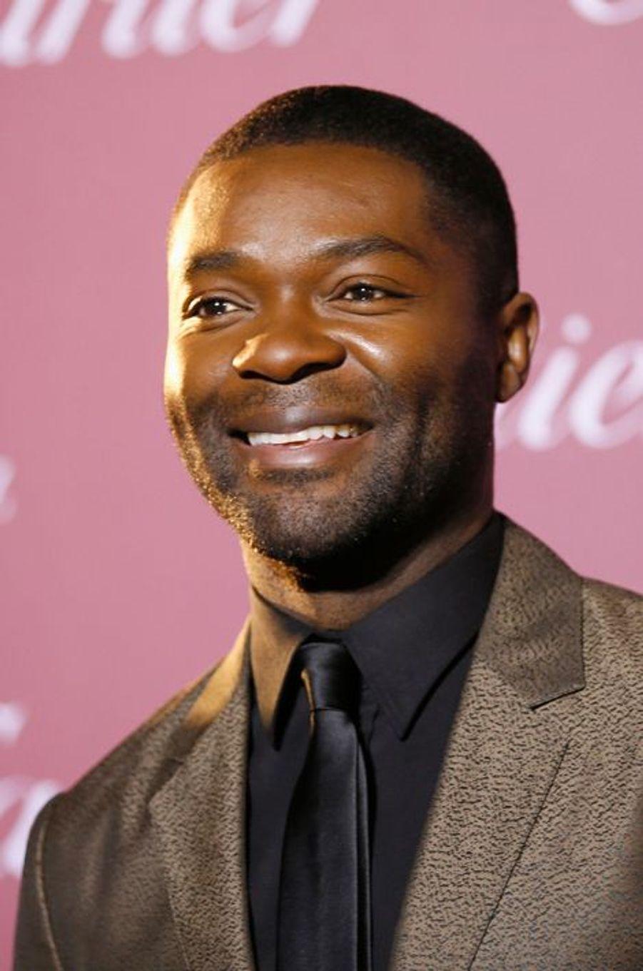 """David Oyelowo, récemment vu dans """"Selma"""" dans la peau de Martin Luther King"""