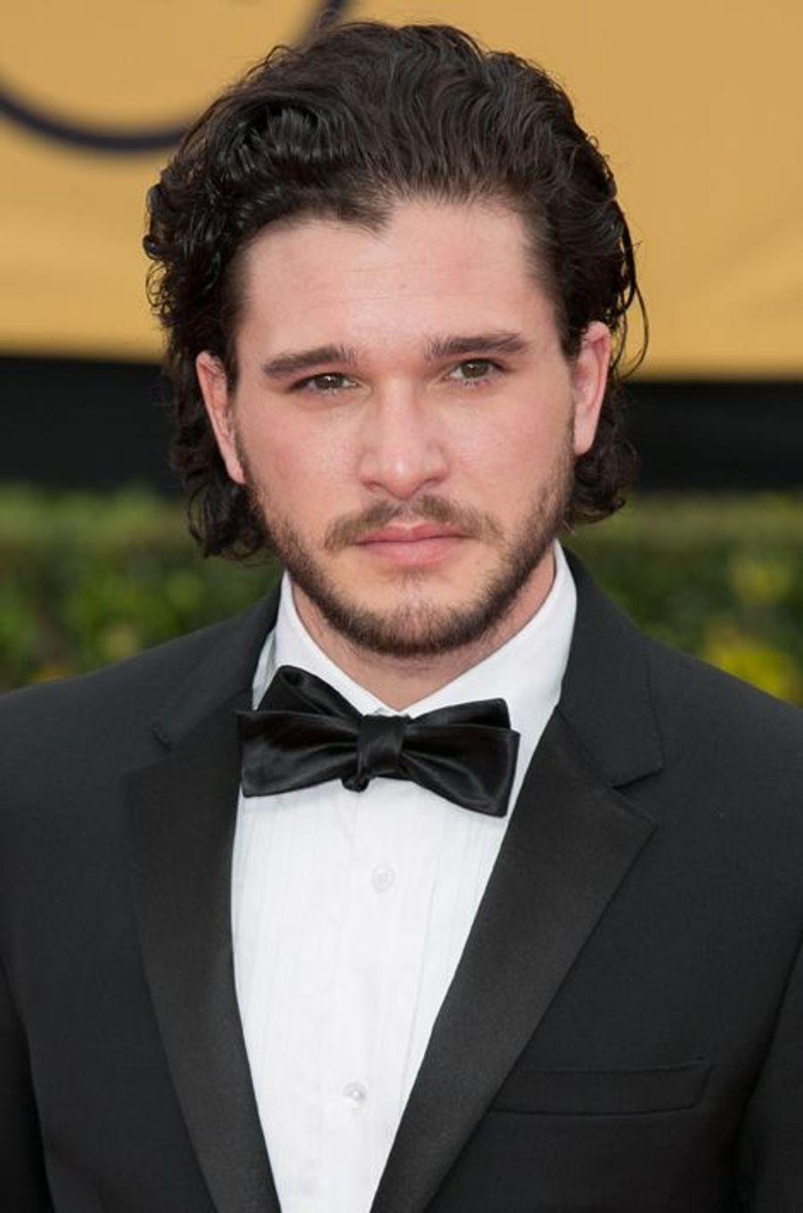 """Star de la série """"Game of Thrones"""", Kit Harrington sait également jouer dans les blockbusters avec """"Pompéi"""""""
