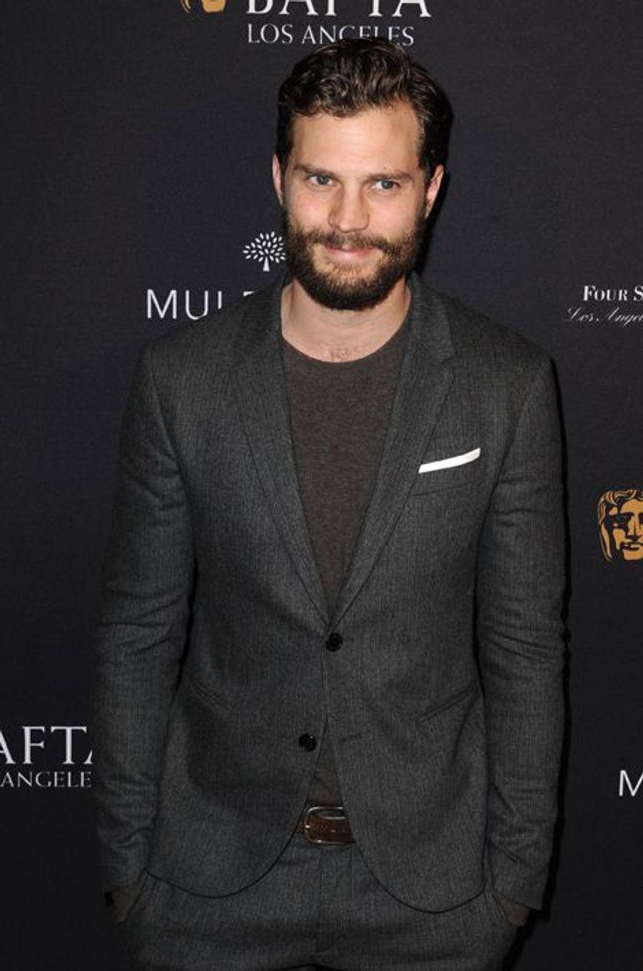 """Star du très attendu """"Cinquante nuances de Grey"""", Jamie Dornan a décroché le rôle de """"Christian Grey"""""""
