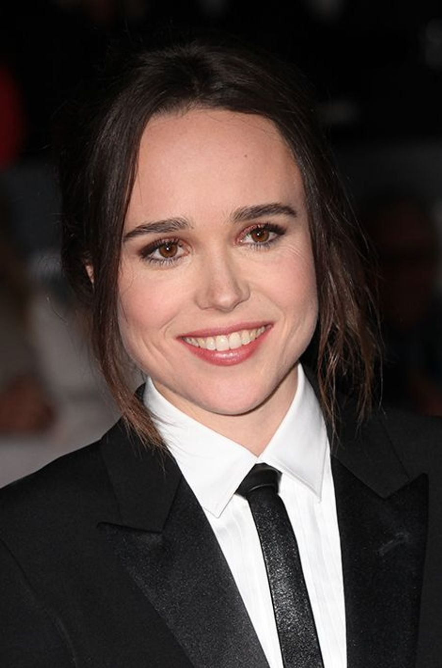 Ellen Page à Toronto le 13 septembre 2015