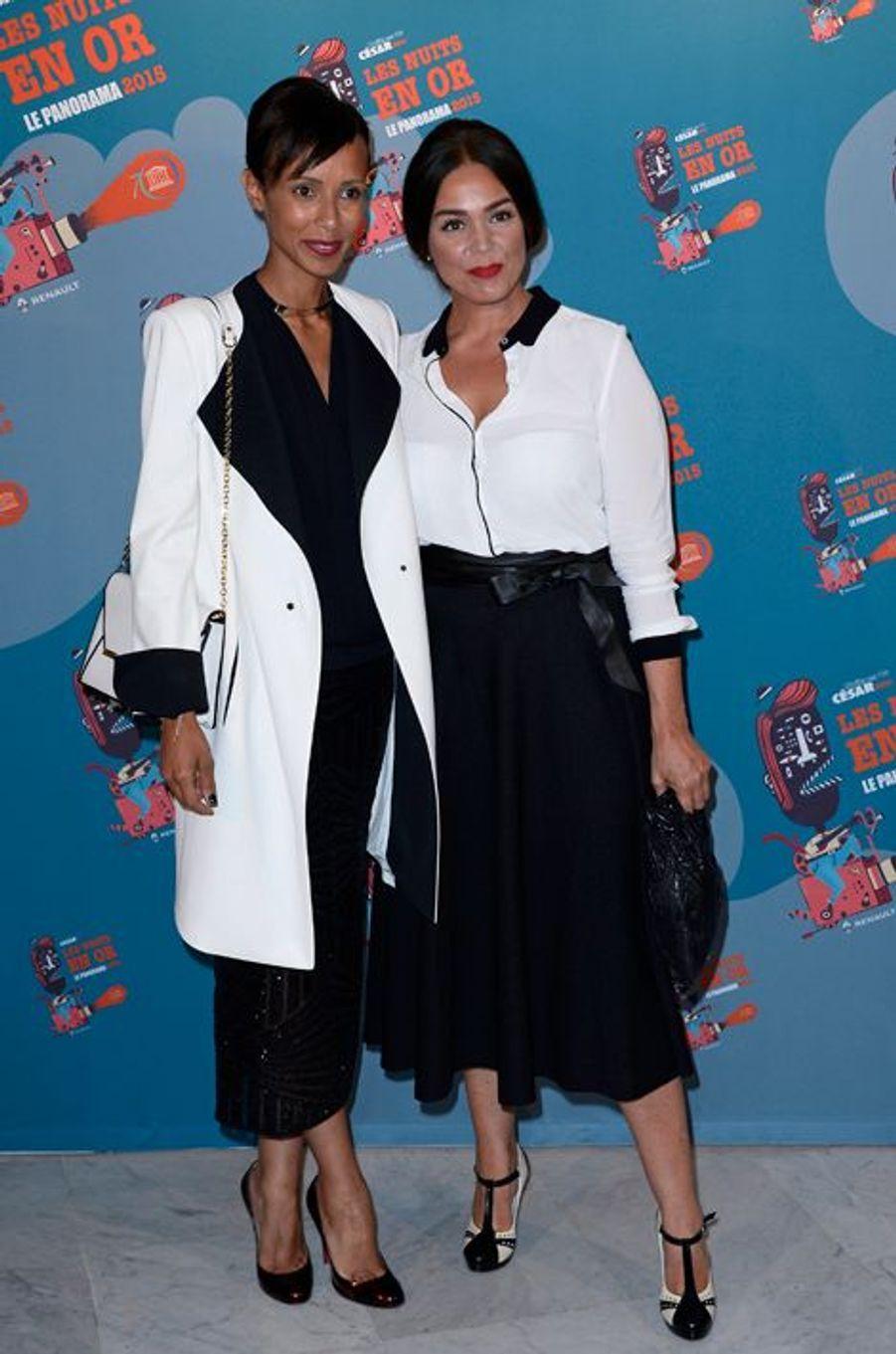 Sonia Rolland et Lola Dewaere