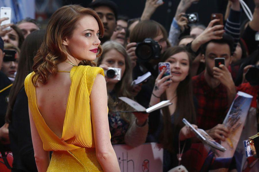 Emma Stone et Andrew Garfield, plus amoureux que jamais