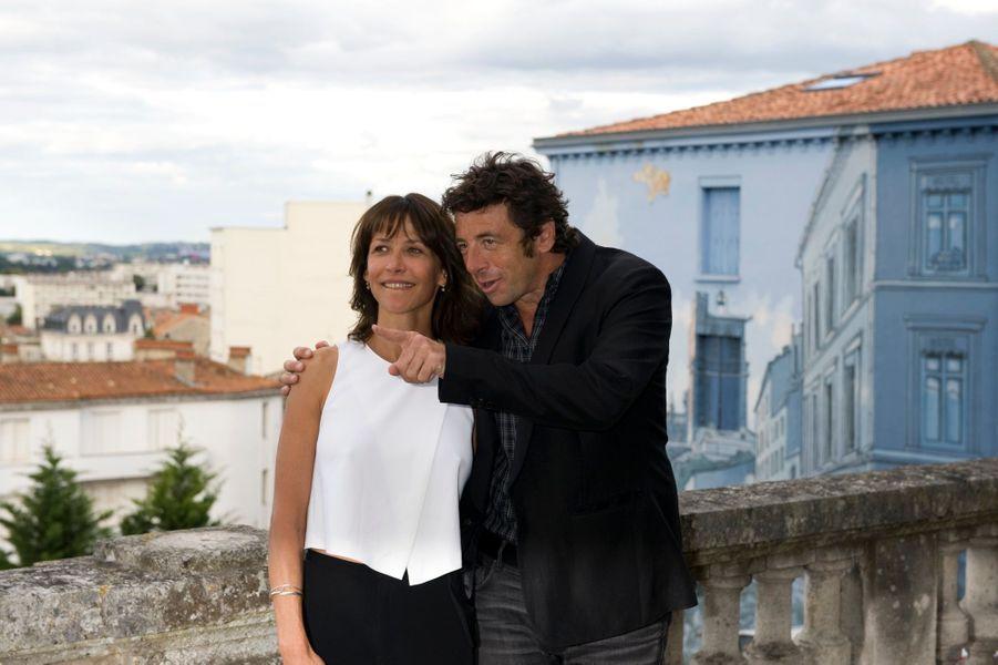 Sophie Marceau et Patrick Bruel