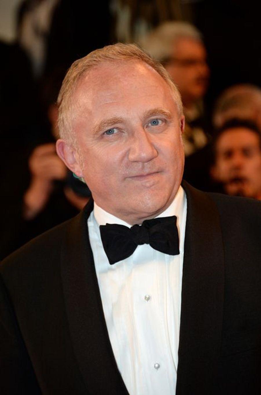 François-Henri Pinault à Cannes le 14 mai 2015