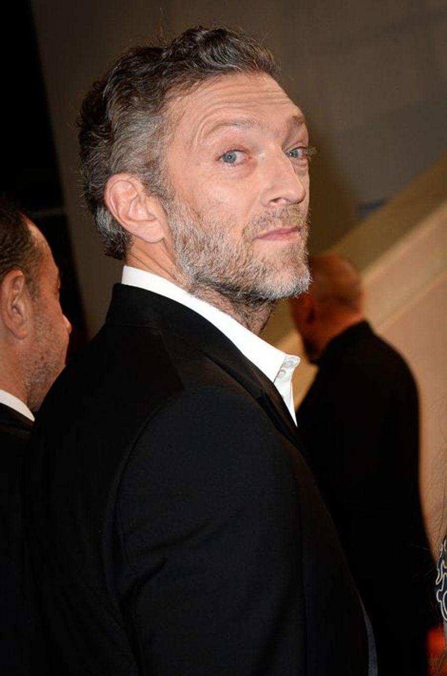 Vincent Cassel à Cannes le 14 mai 2015