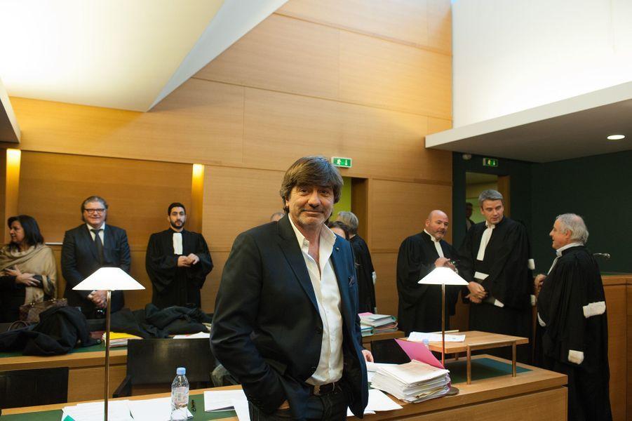 Michel Neyret à Lyon le 16 décembre 2014