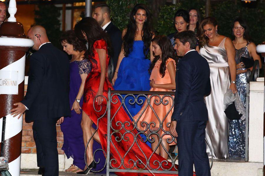 Amal et ses proches