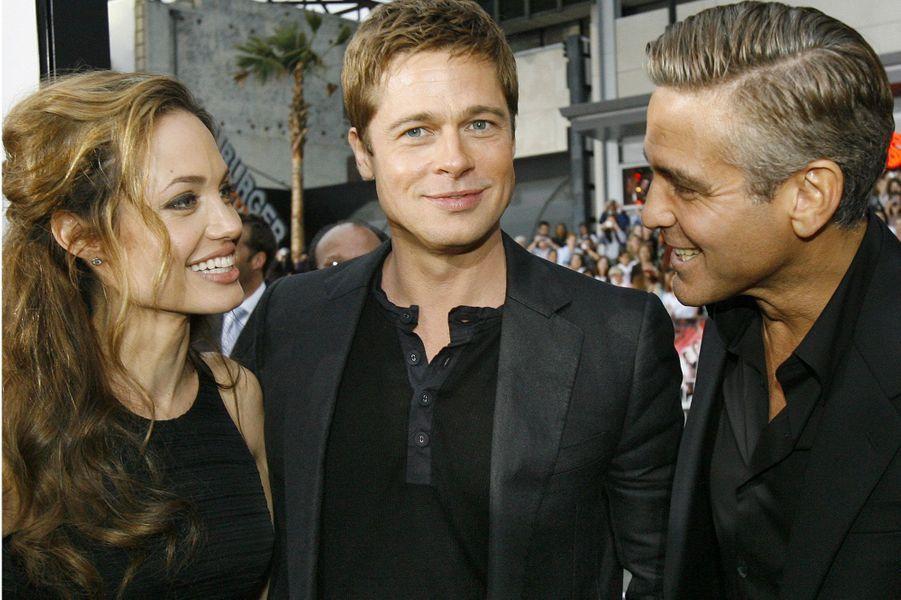 A la première de hollywoodienne «Ocean's Thirteen» en juin 2007.
