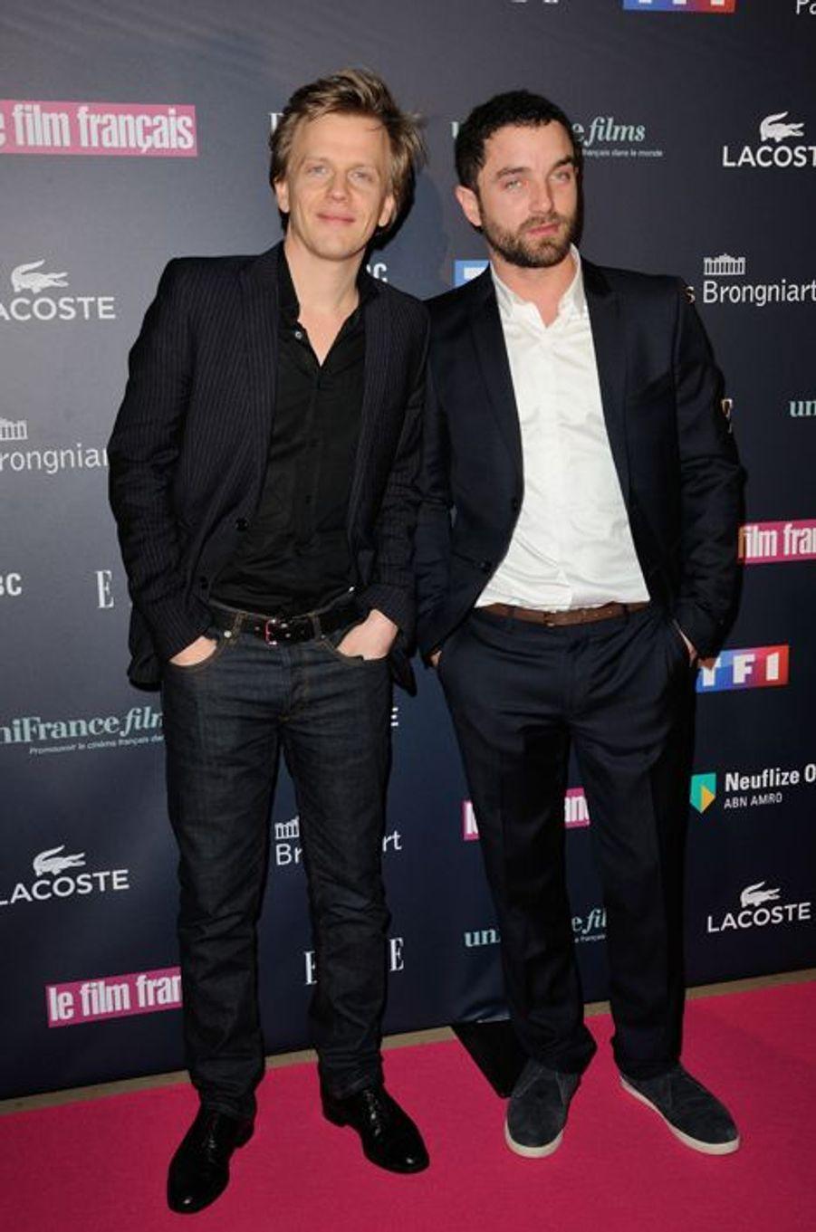 Alex Lutz et Guillaume Gouix