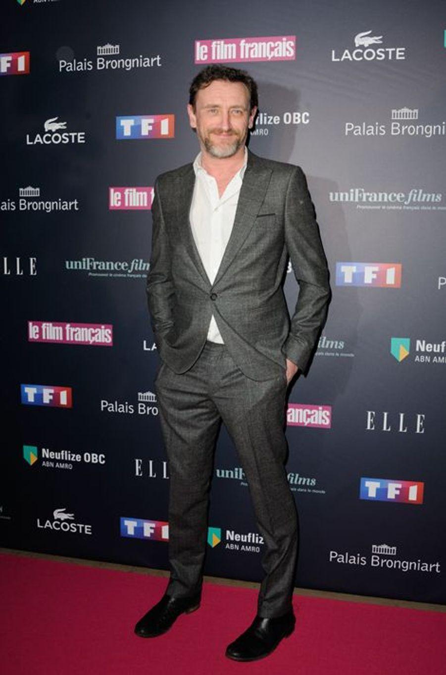 Jean-Paul Rouve aux Trophées du Film Français