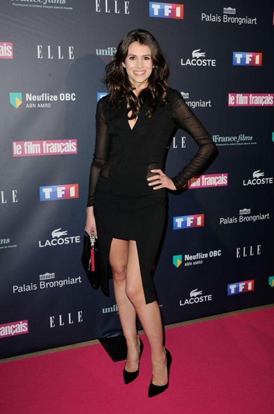 Louise Monot aux Trophées du Film Français