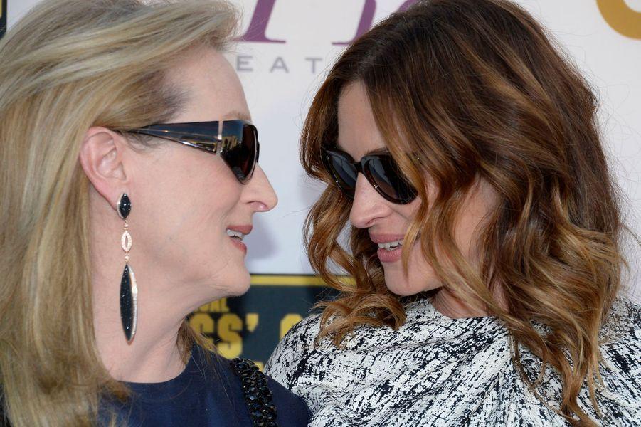 Meryl Streep et Julia Roberts