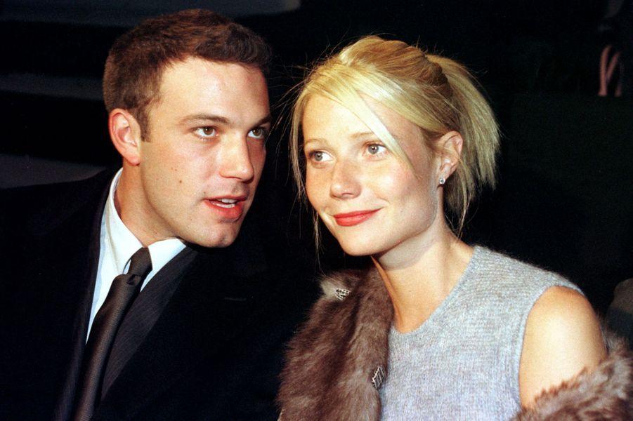 """Elle a eu une brève relation avec Ben Affleck, sur le tournage du film """"Shakespeare in Love"""", en 1998"""