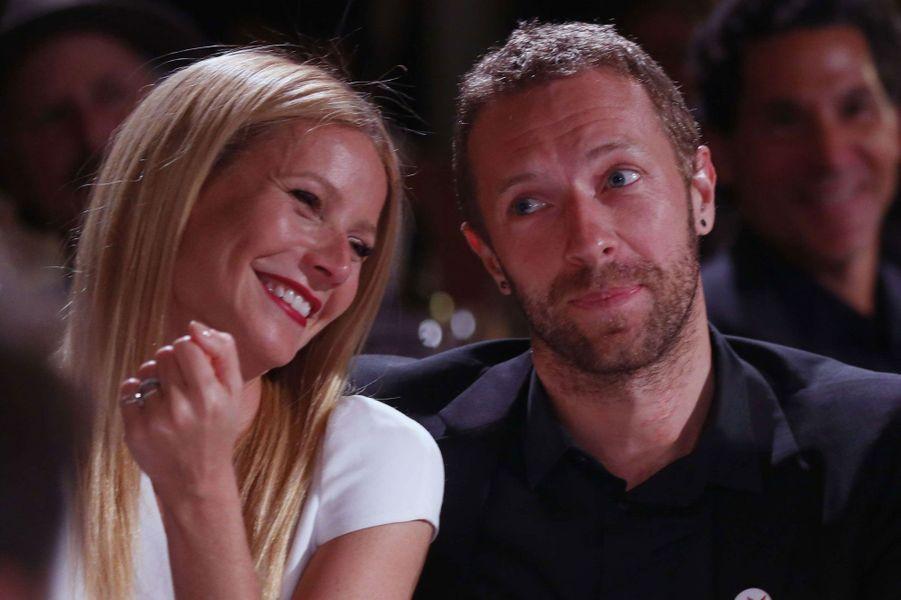 Elle se sépare de Chris Martin après dix ans de mariage