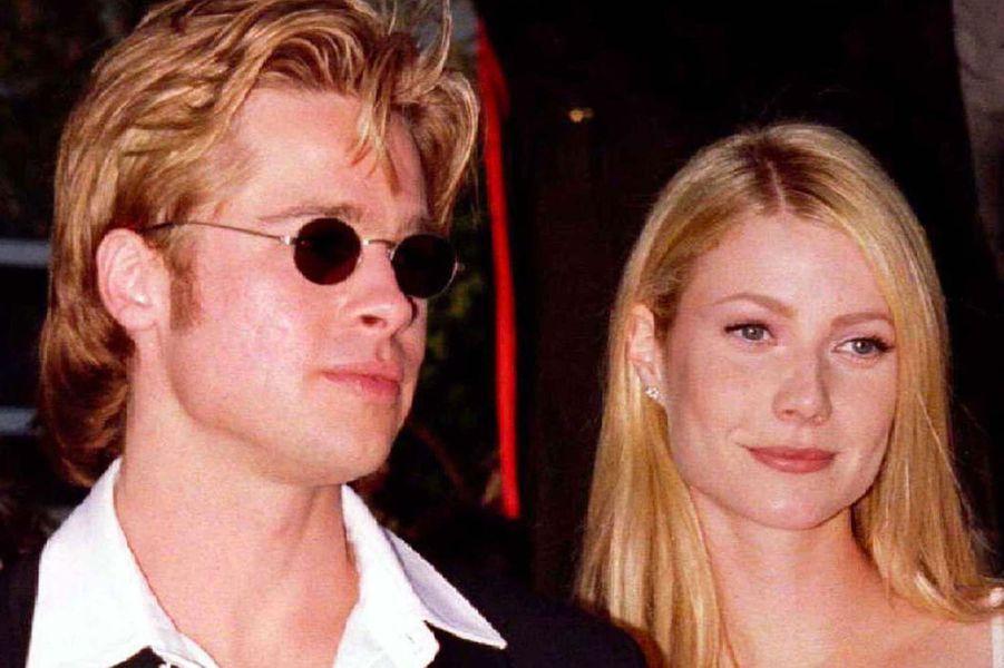 Gwyneth Paltrow et Brad Pitt ont passé trois ans ensemble, au milieu des années 90