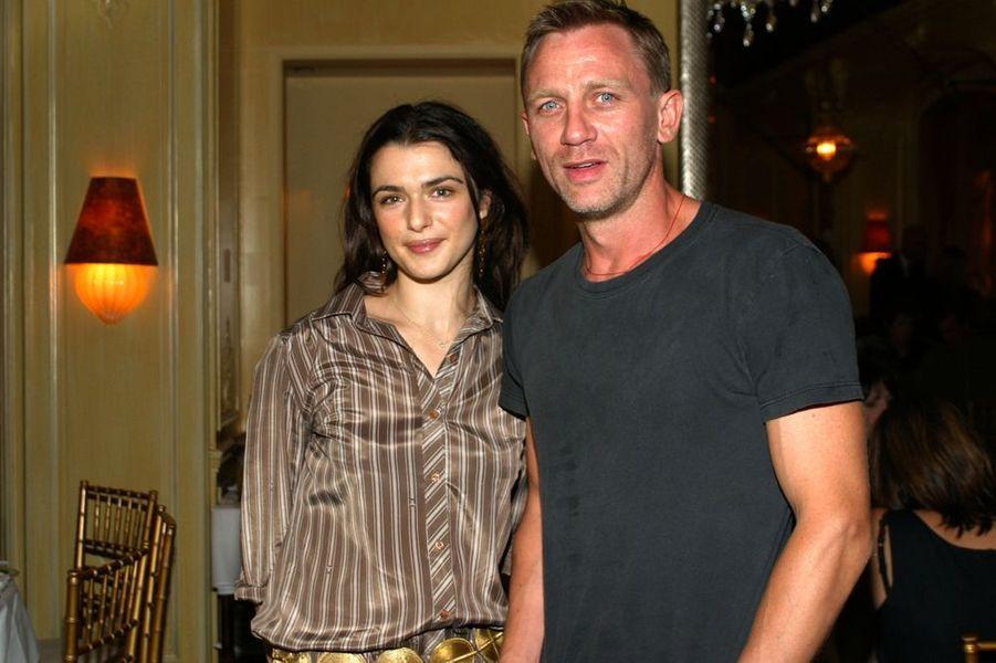 Rachel Weisz, la James Bond de Daniel Craig