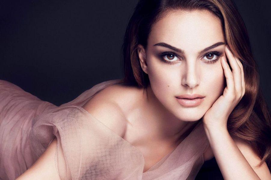 Natalie Portman en égérie Dior
