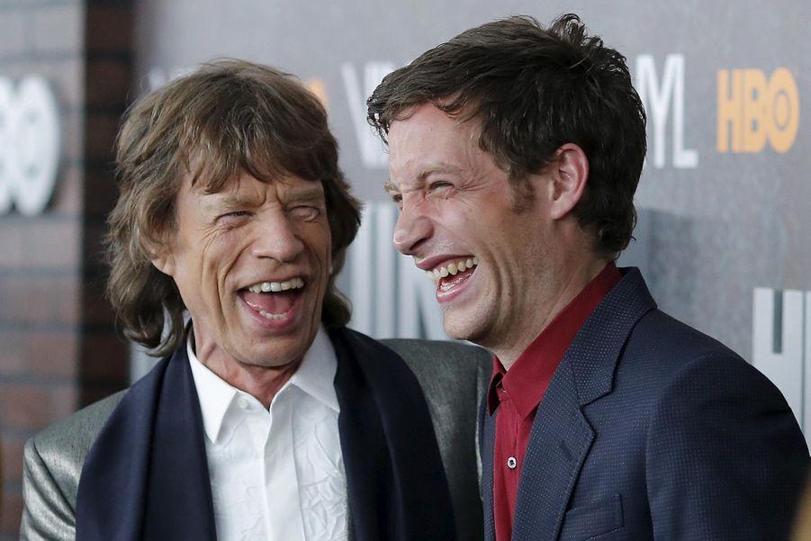 Micket James Jagger