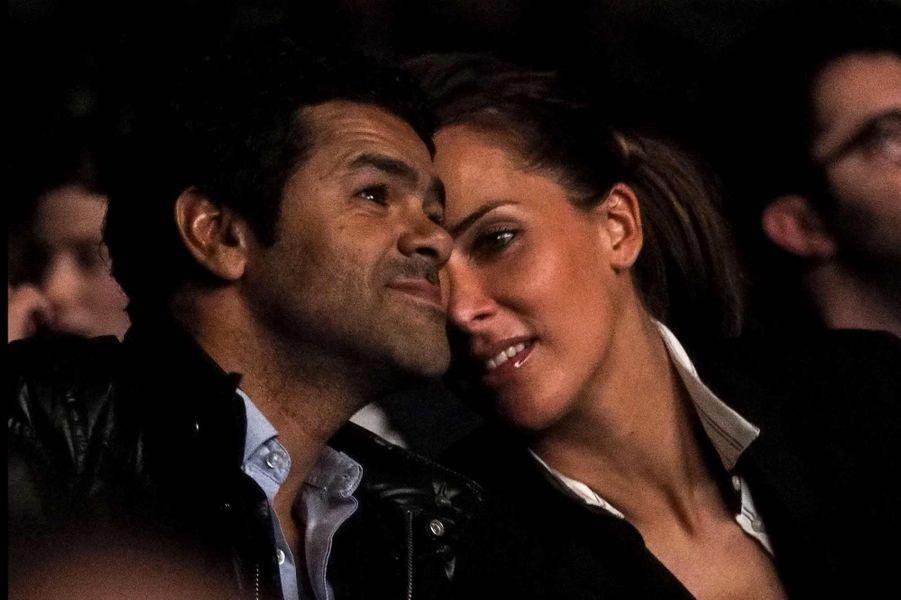 Jamel Debbouze et Mélissa Theuriau, amoureux à l'Alpe dHuez