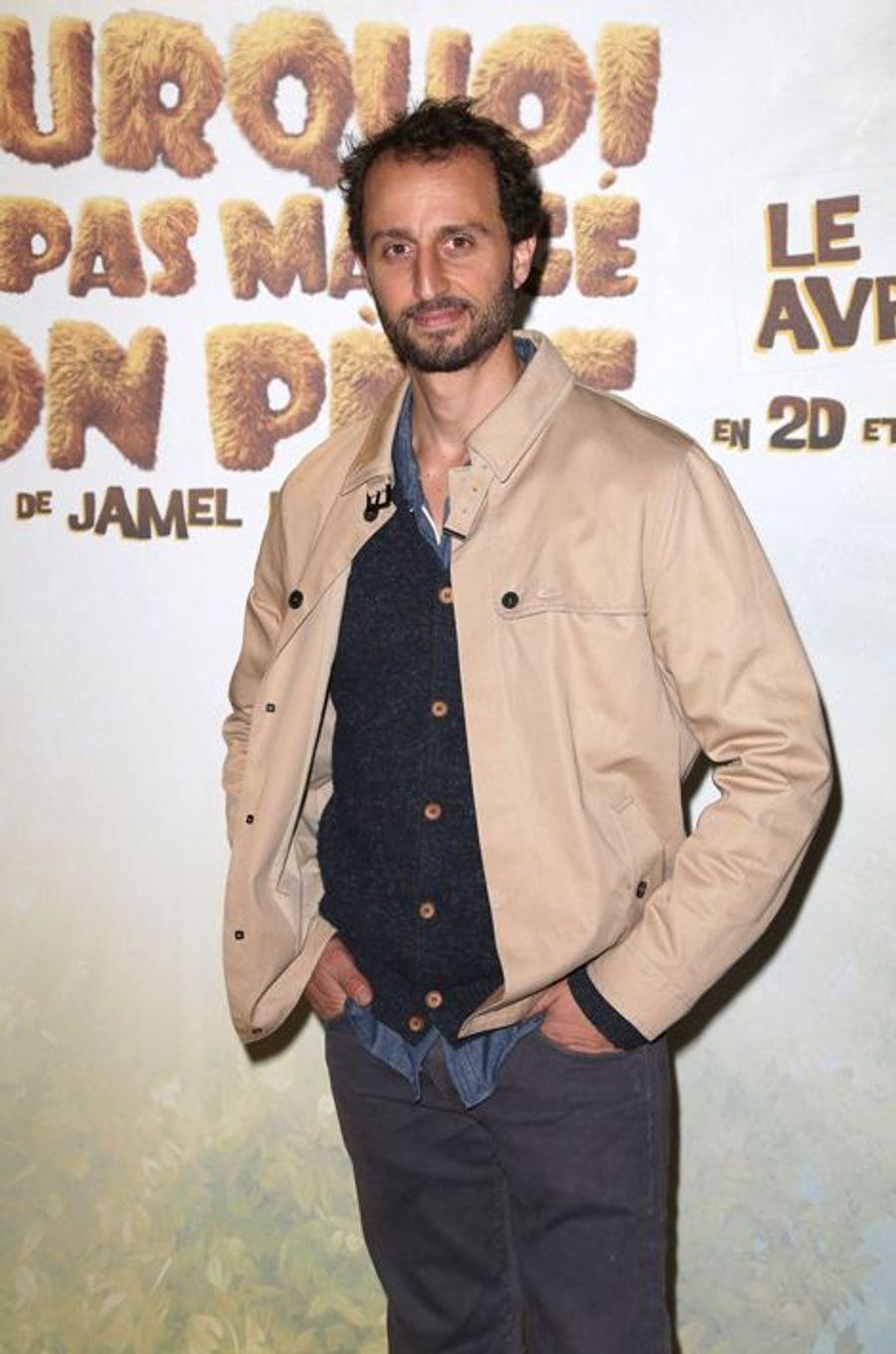 Arié Elmaleh à Paris le 29 mars 2015