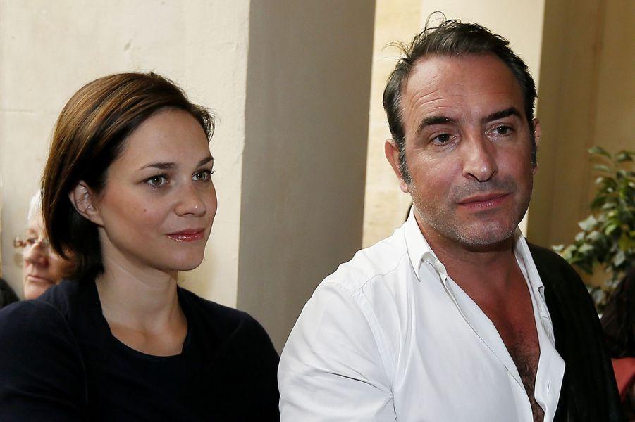 Nathalie Péchalat et Jean Dujardin