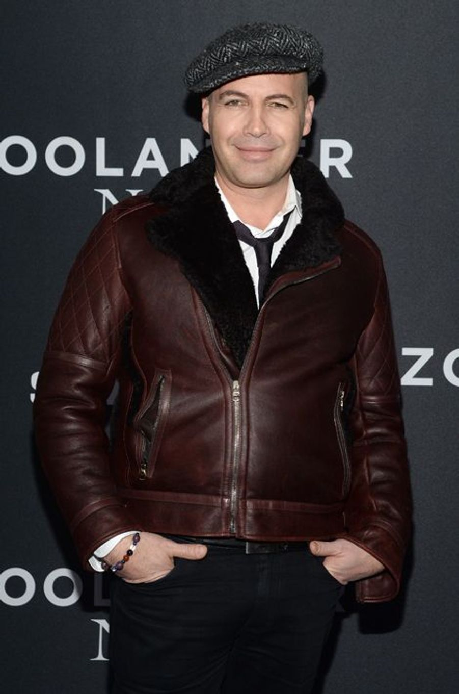 Billy Zane à New York le 9 février 2016