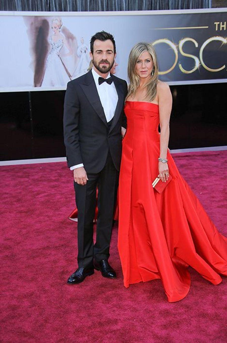 Aux Oscars 2013