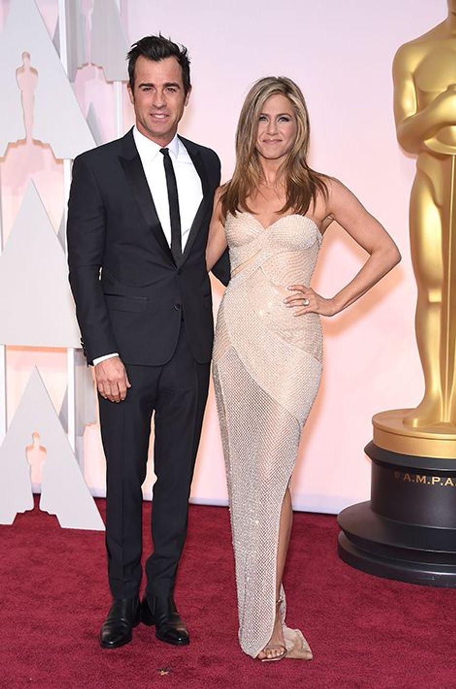Aux Oscars 2015
