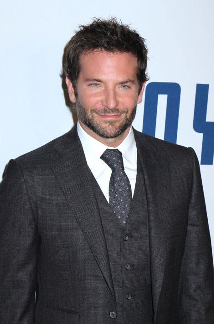 Bradley Cooper à New York le 13 décembre 2015