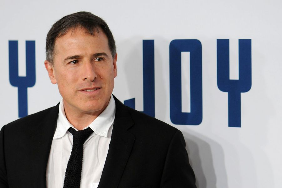 David O. Russell à New York le 13 décembre 2015